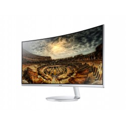 "Samsung 34"" QLED Curved Monitor"