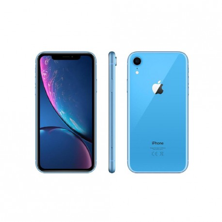 iPhone XR 256GB Black-MRYJ2TH