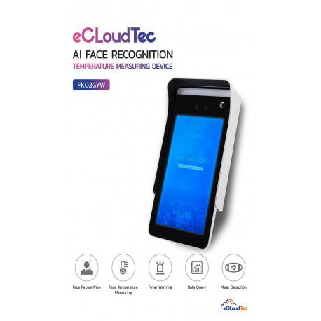 eCloudtec AI Face Recognition Model FK02GYW