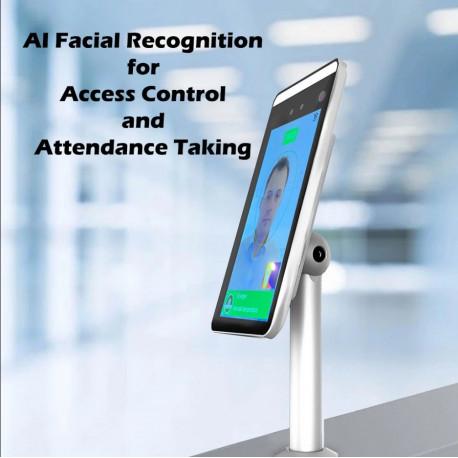 eCloudtec AI Face Recognition Model FK02GY