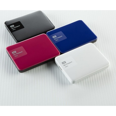 WD MY PASSPORT ULTRA 1TB BLUE